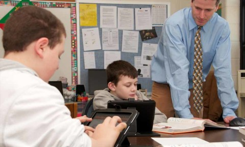 personalized learning at a pace that is suitable for each student