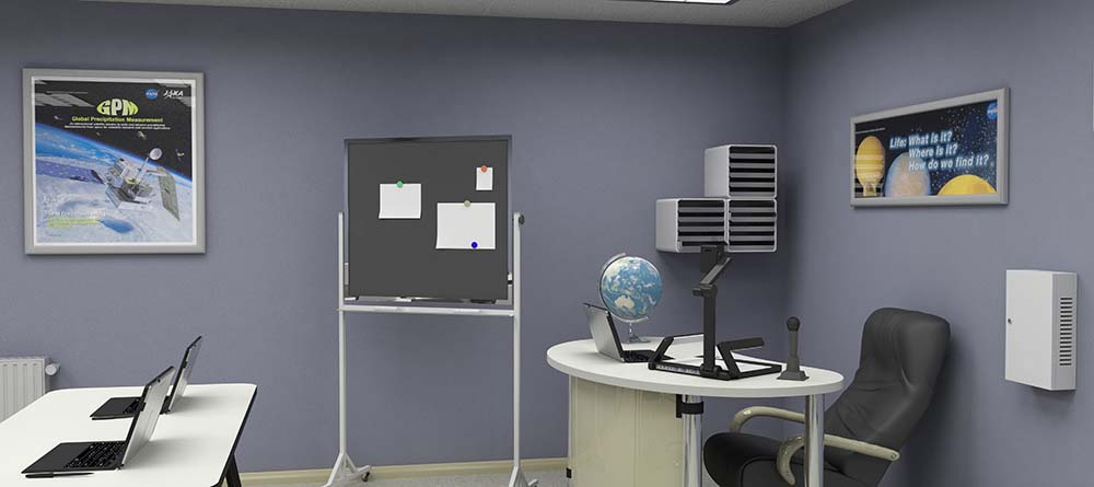 21st Century Classroom by Cetrix