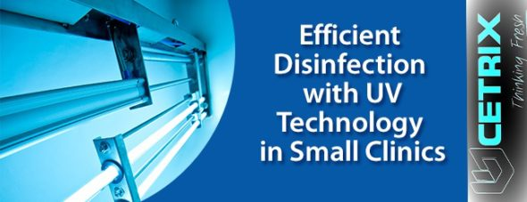 Efficient Disinfection with UV Technology